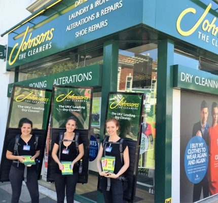 Johnsons Cleaners - Case Study