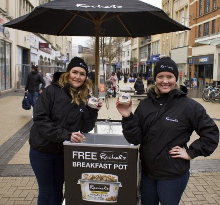 Promotional Staff Cardiff